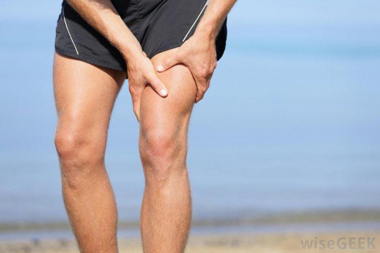 odškodnina za poškodbo kolena
