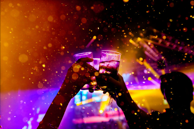 novoletna zabava za podjetja