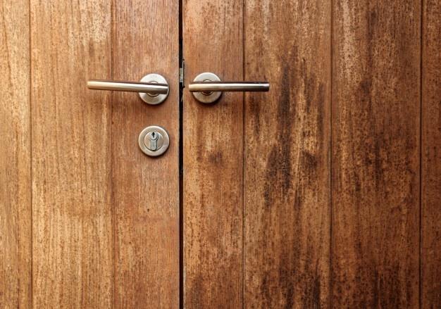 Notranja vrata iz hrasta