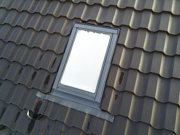 kritina za streho ter PVC okna