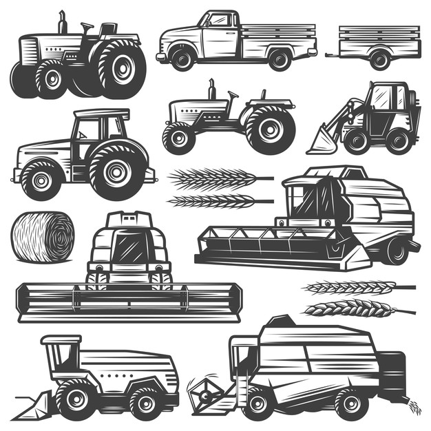 Servis traktorjev