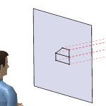 Center projekcije